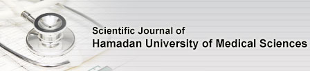 Scientific Journal of Hamadan University of Medical Sciences